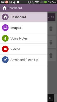 Cleaner for WeChat apk screenshot