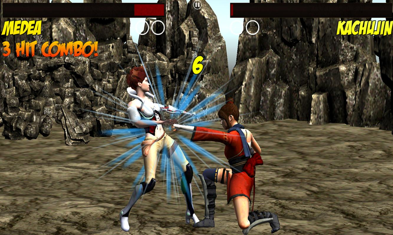Action Games at