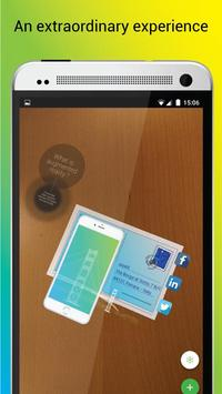 weAR Augmented Reality Browser poster