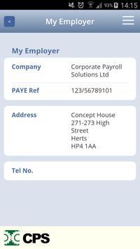 My Job Details apk screenshot