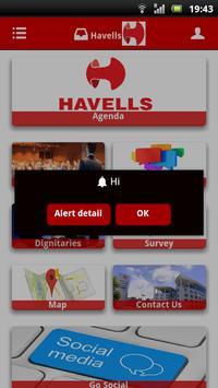 Havells YEF apk screenshot