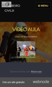BOMBEIRO CIVIL apk screenshot