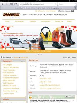 PROGUARD TECHNOLOGIES (M) S/B apk screenshot