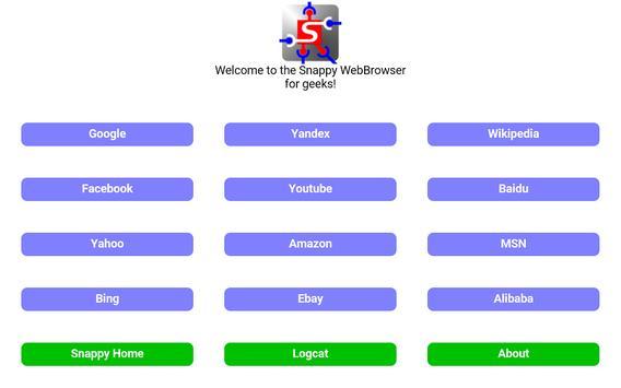 Snappy apk screenshot