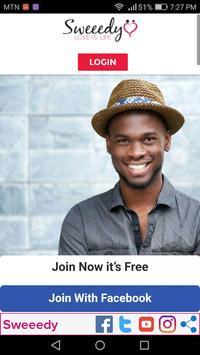 Sweeedy.com - Dating App apk screenshot