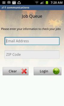 z11 communications apk screenshot