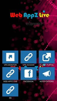 Web AppZ Live apk screenshot