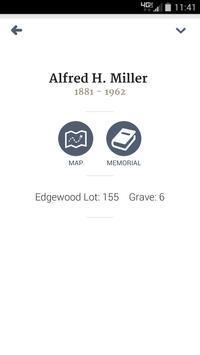 Lawn Croft Cemetery apk screenshot