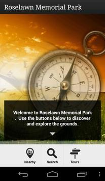 Roselawn Memorial Park poster