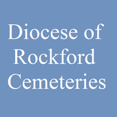 Diocese of Rockford Cemeteries icon
