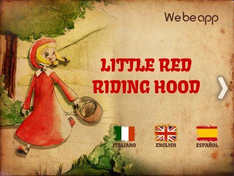 Little Red Riding Hood - Free apk screenshot