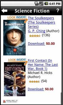Kindle Buffet - Free eBooks apk screenshot