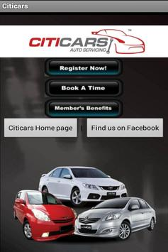 Citicars poster