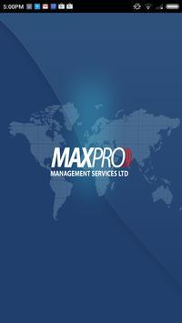 Maxpro poster
