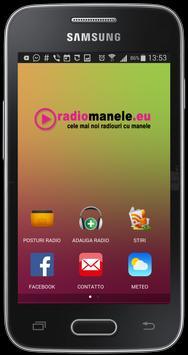 Radio Manele Europa poster