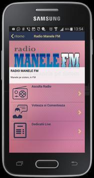 Radio Manele Europa apk screenshot