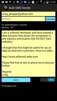B2B Bulk SMS apk screenshot