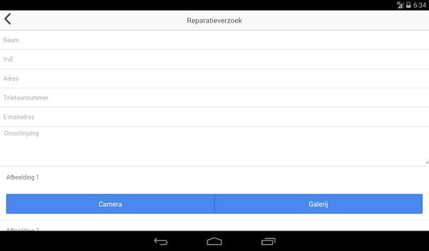 VvE Partner apk screenshot
