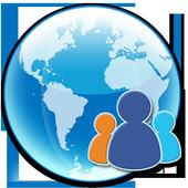 Social Web Browser icon
