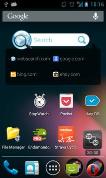 Social Web Browser poster