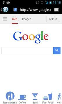 Social Web Browser apk screenshot