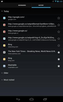 Web Search Browser apk screenshot