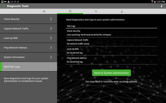 Forcepoint™ TRITON® AP-MOBILE apk screenshot