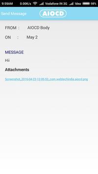 AIOCD Connect apk screenshot
