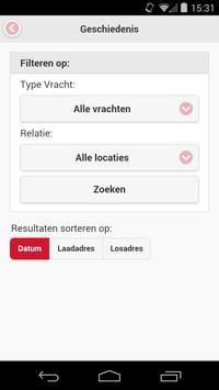 Van Dooren Transport apk screenshot