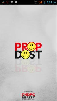HDFC Realty PropDost poster