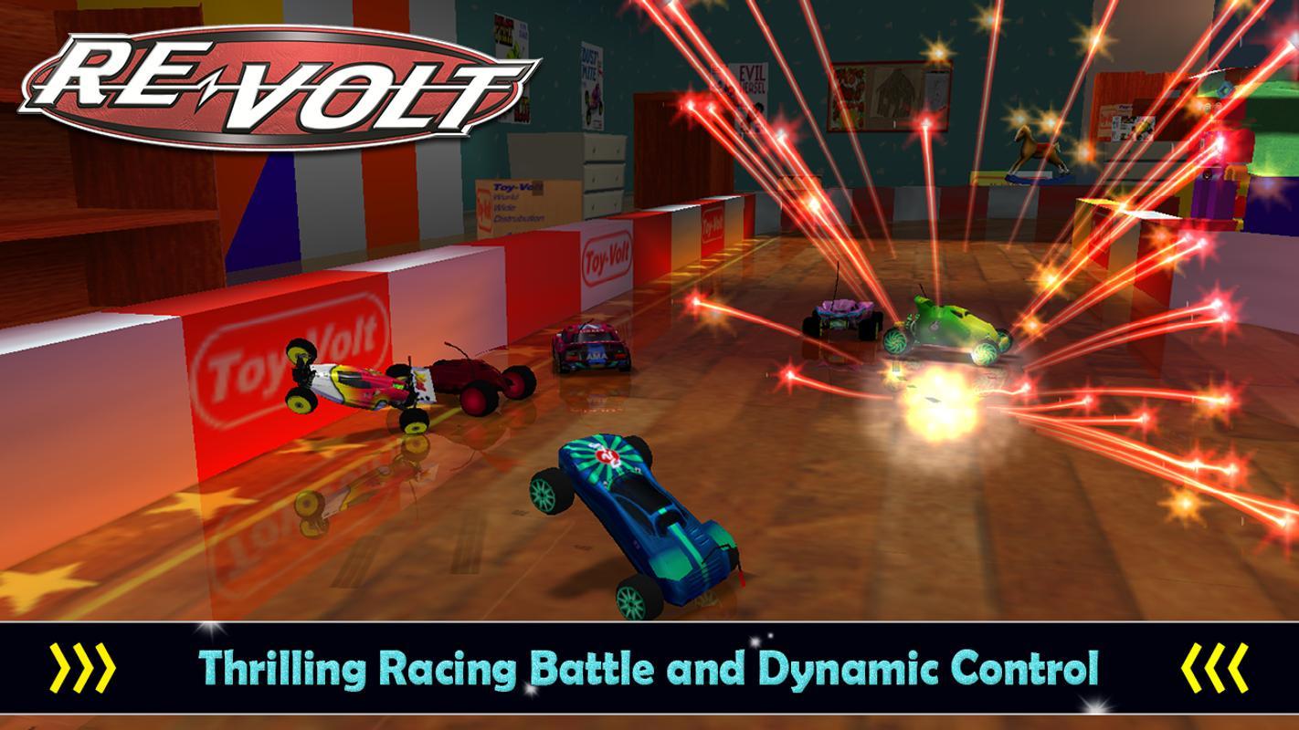 Car Drive Apk >> RE-VOLT Classic - 3D Racing APK Download - Free Racing GAME for Android | APKPure.com