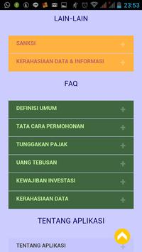 Tax Amnesty apk screenshot