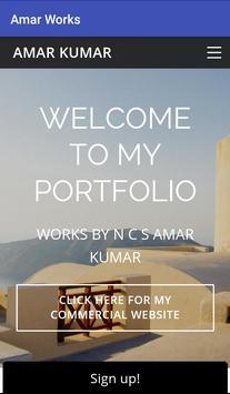 Amar Works by Apps4u a r4u grp poster