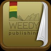 Weedy Reader icon