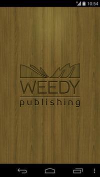 Weedy Reader poster