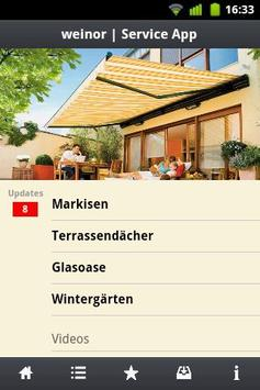 weinor Service de apk screenshot