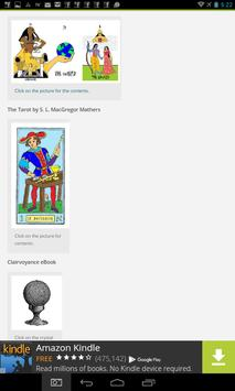 Learn Tarot and Card Readings apk screenshot