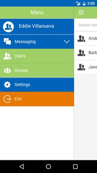 Welligent Chat apk screenshot