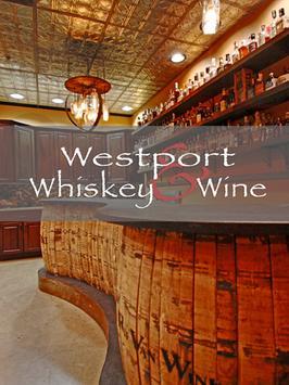 Westport Whiskey & Wine poster