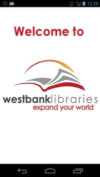 Westbank Libraries poster