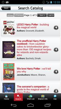Westbank Libraries apk screenshot