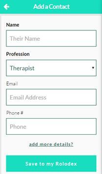 Flow Therapist apk screenshot