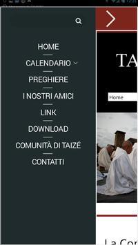 Taizè in campania apk screenshot