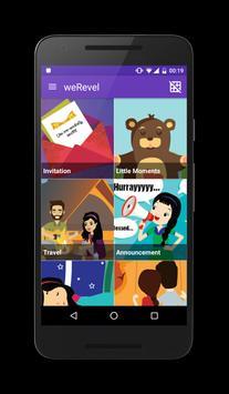 weRevel apk screenshot