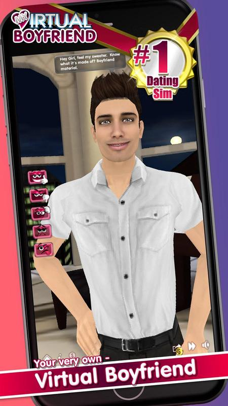 Virtual dating boyfriend