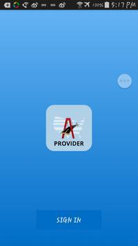 AET Provider poster