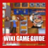 Wiki Game Guide Cook Dash 2016 icon