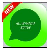 Whatsp status in hindi icon