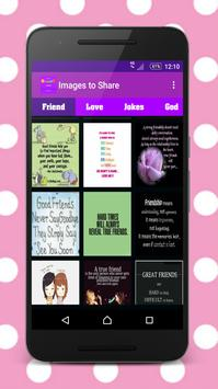 Pictures to share by chat poster