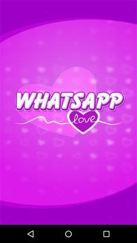 Amor para WhatsApp poster